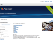 Joomla! 3.0 Website (Frontend)