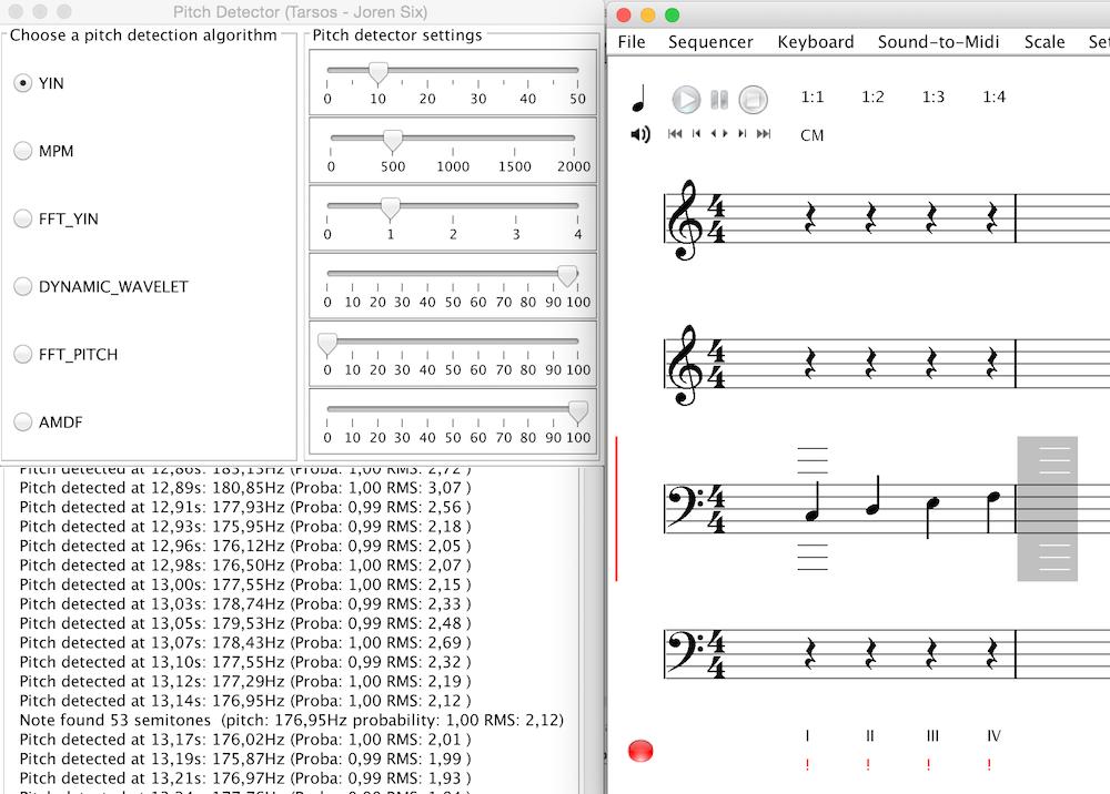 JNIZ music notation audio to midi download | SourceForge net