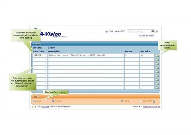 workshop job card template