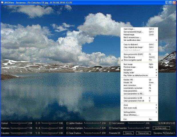 JPEGView - Image Viewer and Editor download   SourceForge.net