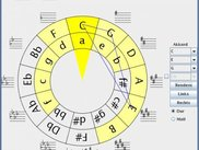 "Circle of Fifths goodi (menu ""Extra"")"