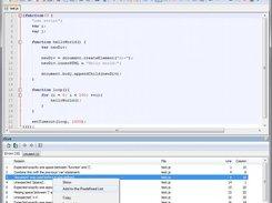 JSLint Plugin for Notepad++ download | SourceForge net