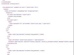 HTML example part1
