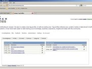 5. Jumper Profiles main page