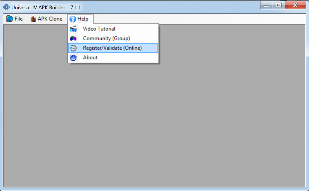 Universal Android JvApkBuilder Tool download | SourceForge net