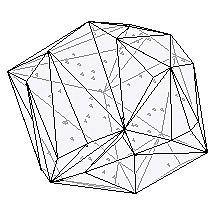 3d convex hull constructed by jvisual3d