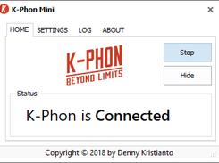 K-Phon Mini download   SourceForge net