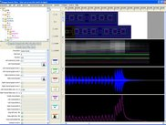 Edit view, Pitch view, Waveform view, and Amplitude view.
