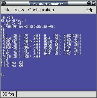 KC85 Emulator download | SourceForge net