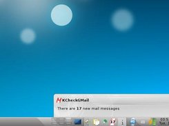 5. You Have Mails Notification (KDE4)