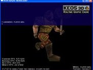 Keos Sample: Model Loader