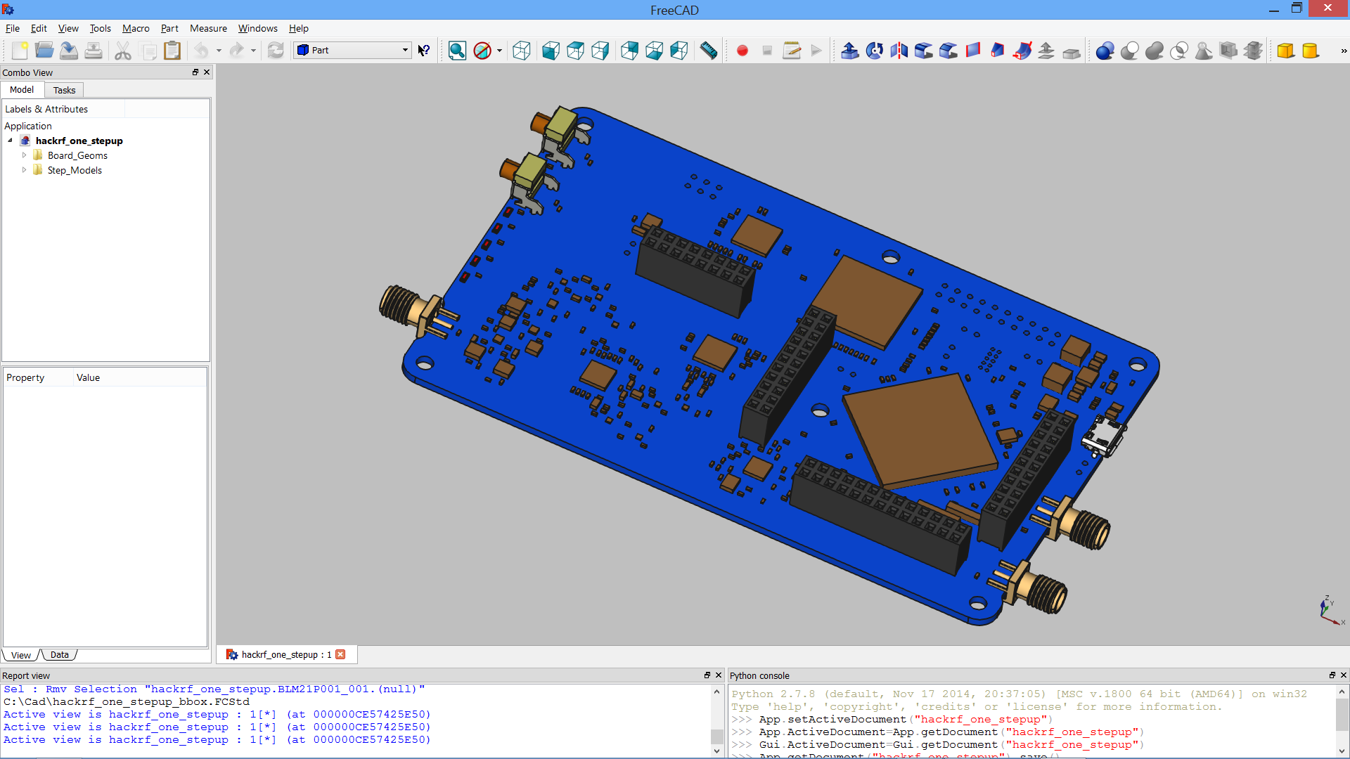 KiCAD photo realistic 3D rendering? - Page 2