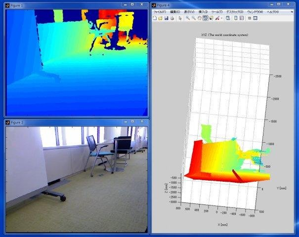 Kinect for MATLAB download | SourceForge net