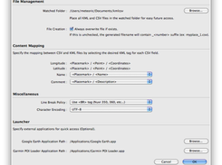 KMLCSV Converter download   SourceForge net