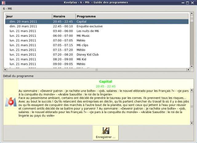 myfreetv pour linux