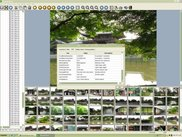 1. Filesystem and Thumbnail Panel with EXIF Dialog (en)