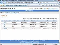 Kwok Information Server Download Sourceforge Net