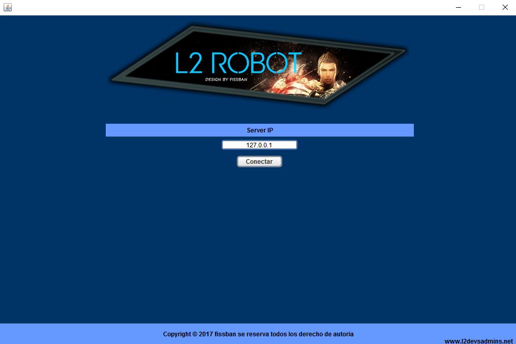 L2J-Robot download | SourceForge net