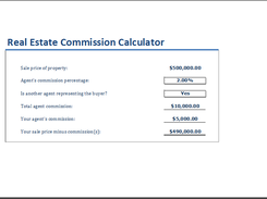 land sale commission calculator download sourceforge net