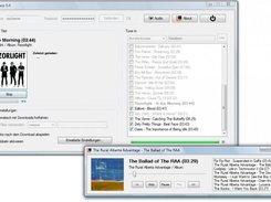 LastSharp 0.4 (downloading file, playing music)
