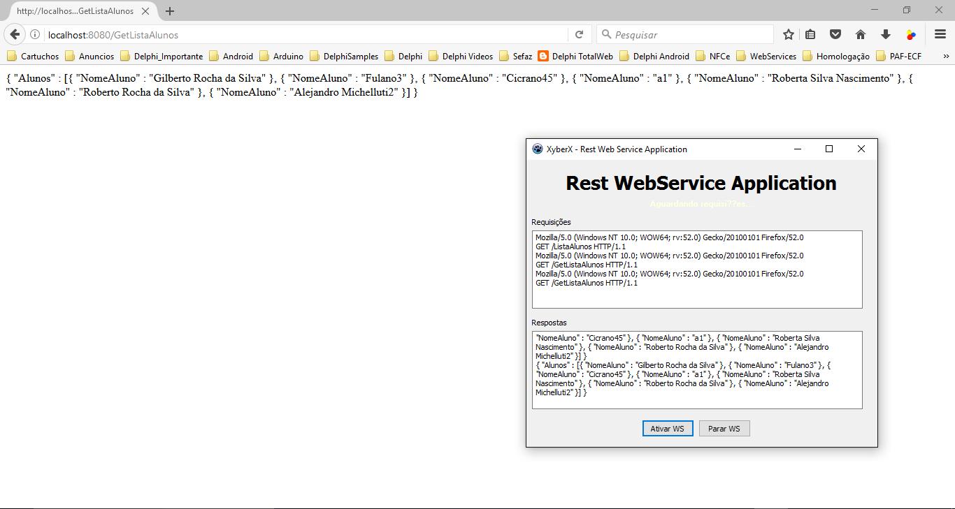 Lazarus REST/JSON Server/Client Project download   SourceForge net