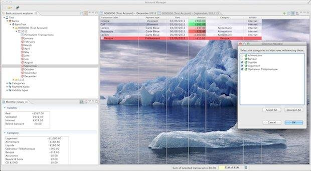 Expenses tracker software free download