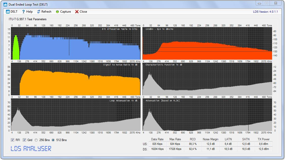 LDS Analyser download | SourceForge net