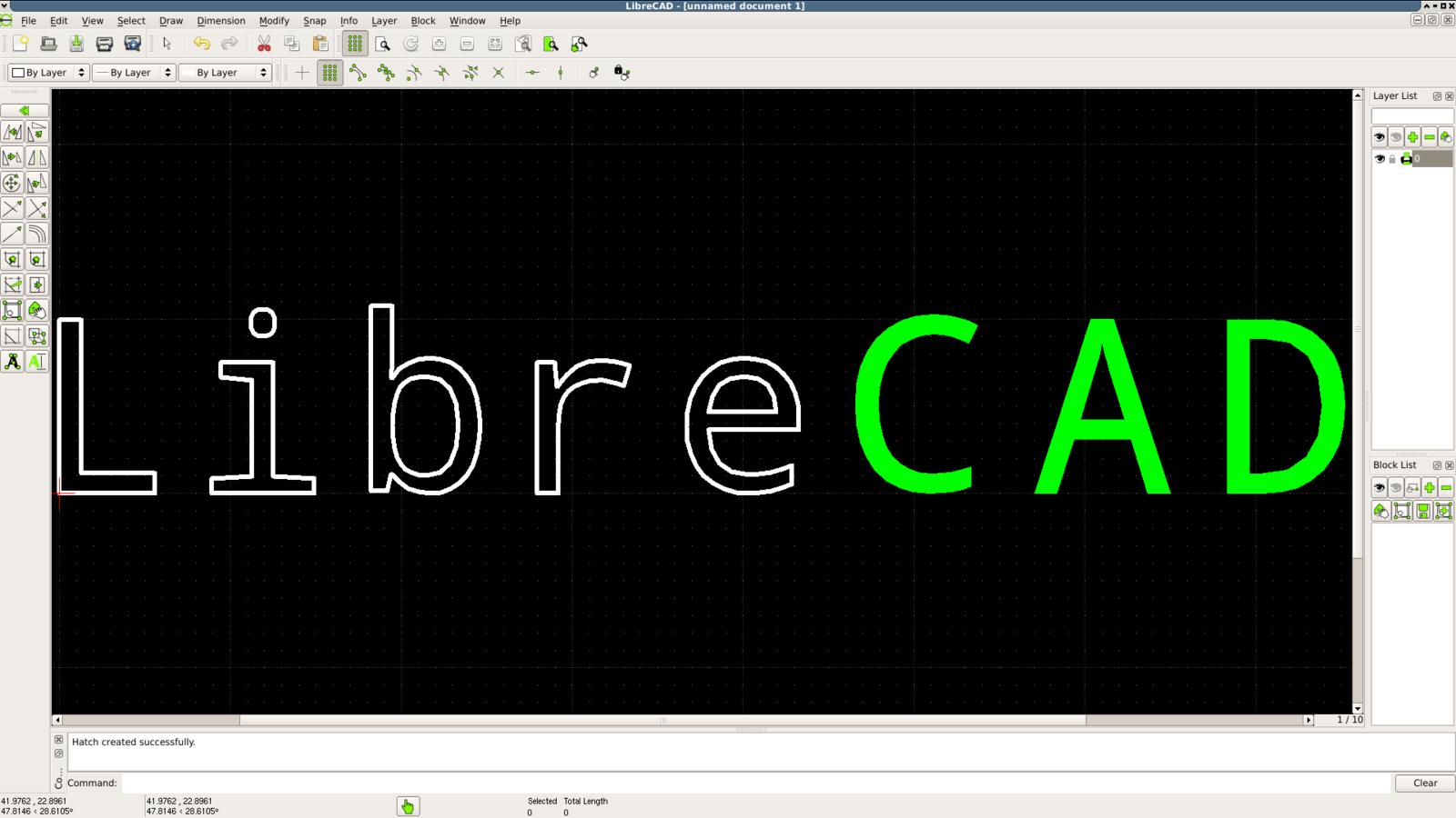 Librecad Download Sourceforge Net