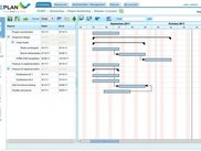 LibrePlan 04 - Project Gantt view