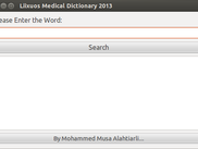Liixuos Medical Dictionary 2013 - Linux