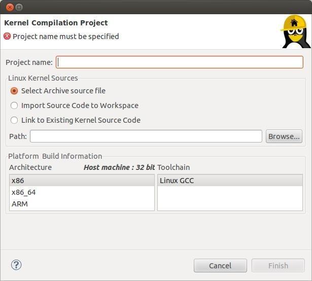 Linux Kernel Programming IDE (LinK+) download | SourceForge net