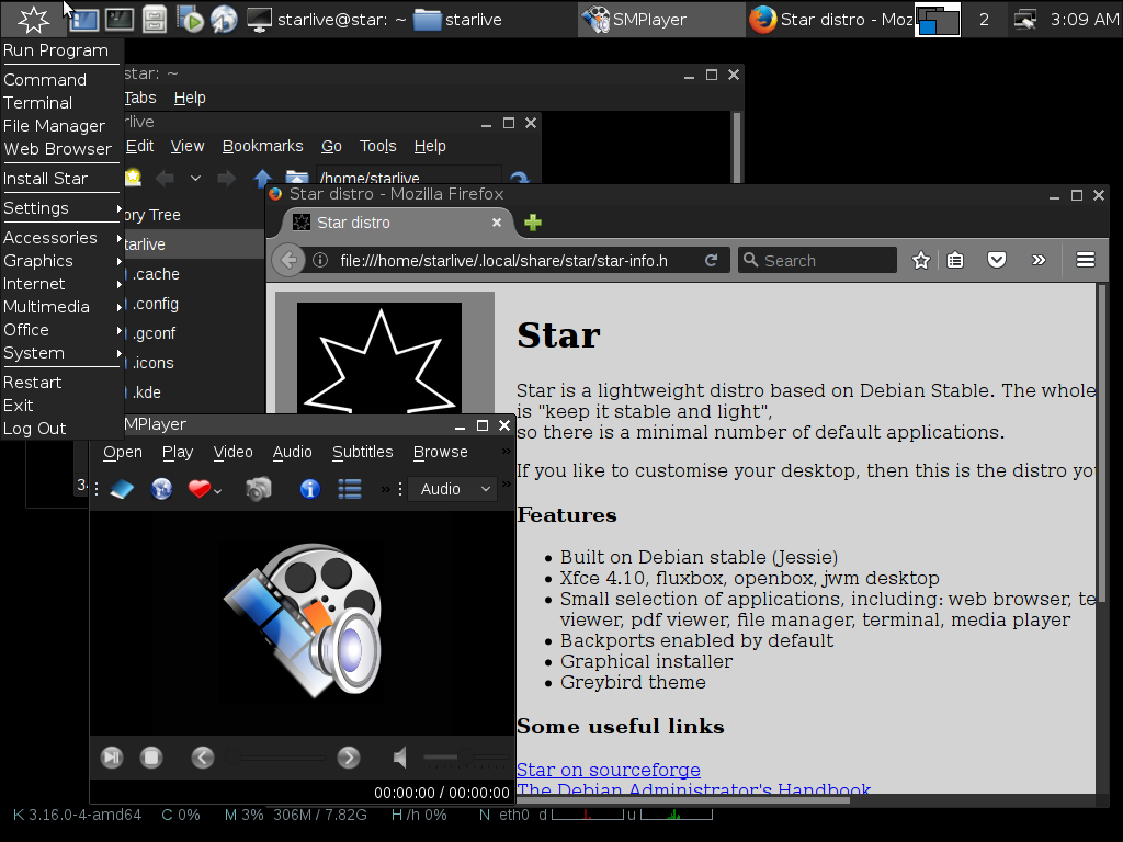 STAR download | SourceForge net