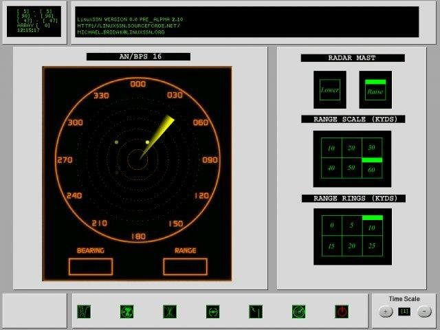Linux Submarine Simulation download | SourceForge net