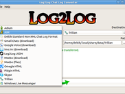 Log2Log on Linux