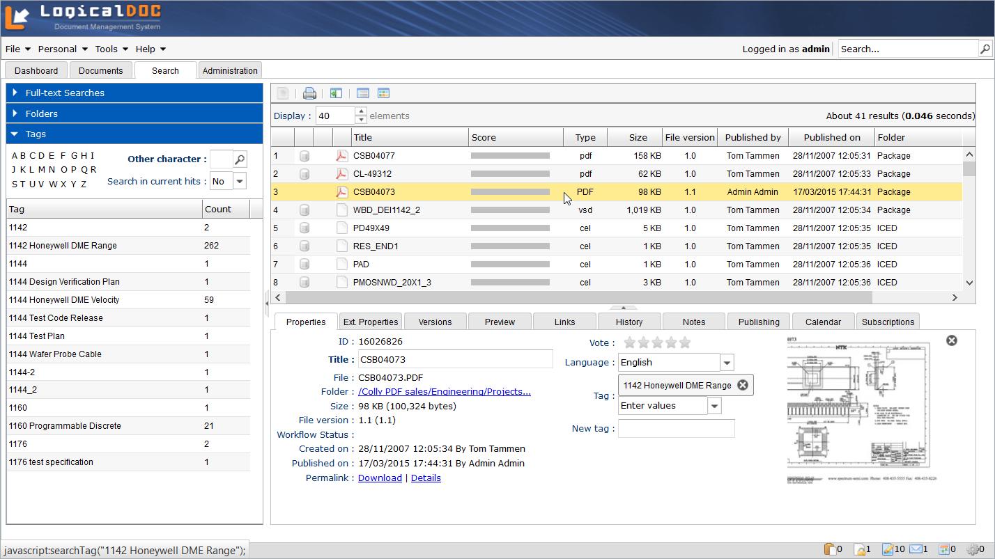 LogicalDOC Document Management - DMS download   SourceForge net