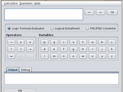 Logic Calculator download | SourceForge net