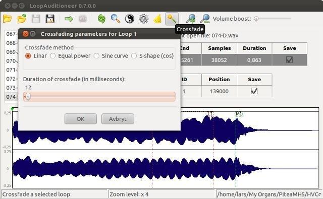 LoopAuditioneer download | SourceForge net