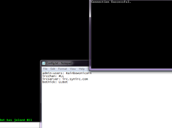 Config File + Terminal Window