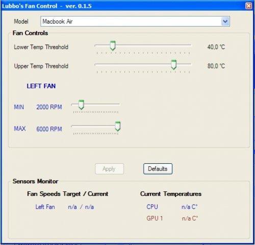 Lubbo S Macbook Pro Fan Control Download Sourceforge Net