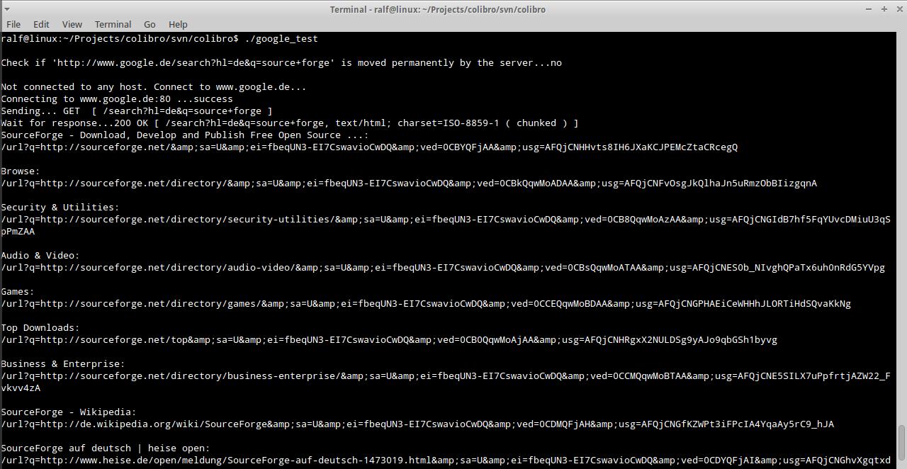 Lightweight C-HTTP & HTML Wrapper download | SourceForge net