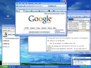 LXP WinXP Blue Theme (details: keyboard switcher & borders)