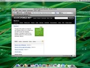 Mac4Lin Desktop with Firefox