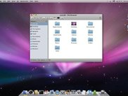 Mac4Lin Desktop with Nautilus