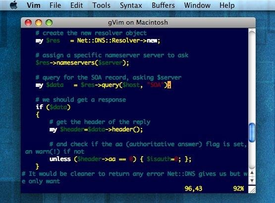 Save a File in Vim Text Editor