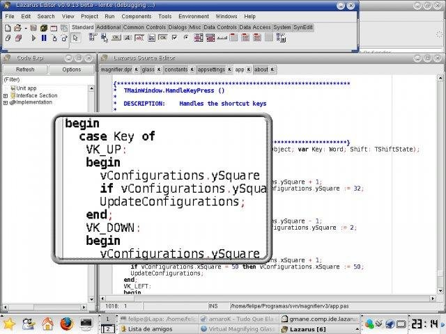 Virtual Magnifying Glass download | SourceForge net