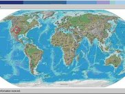 The geographic location of the sender is shown in a worldmap