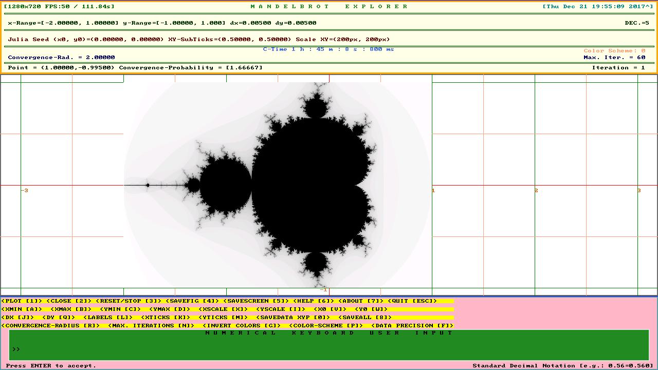 MandelbrotExplorer download | SourceForge net