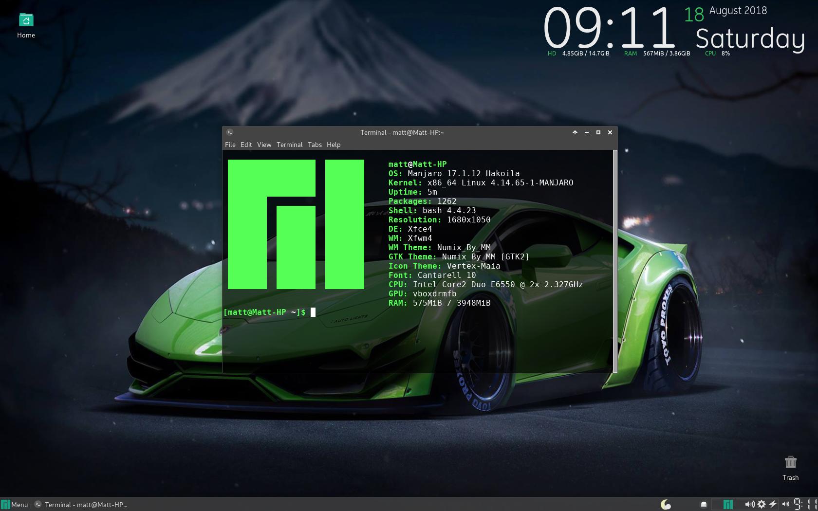 Manjaro_By_MM download   SourceForge net