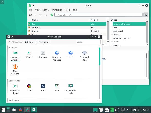 Manjaro Linux download | SourceForge net