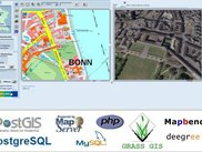 Web Map Services provided by the City of Bonn